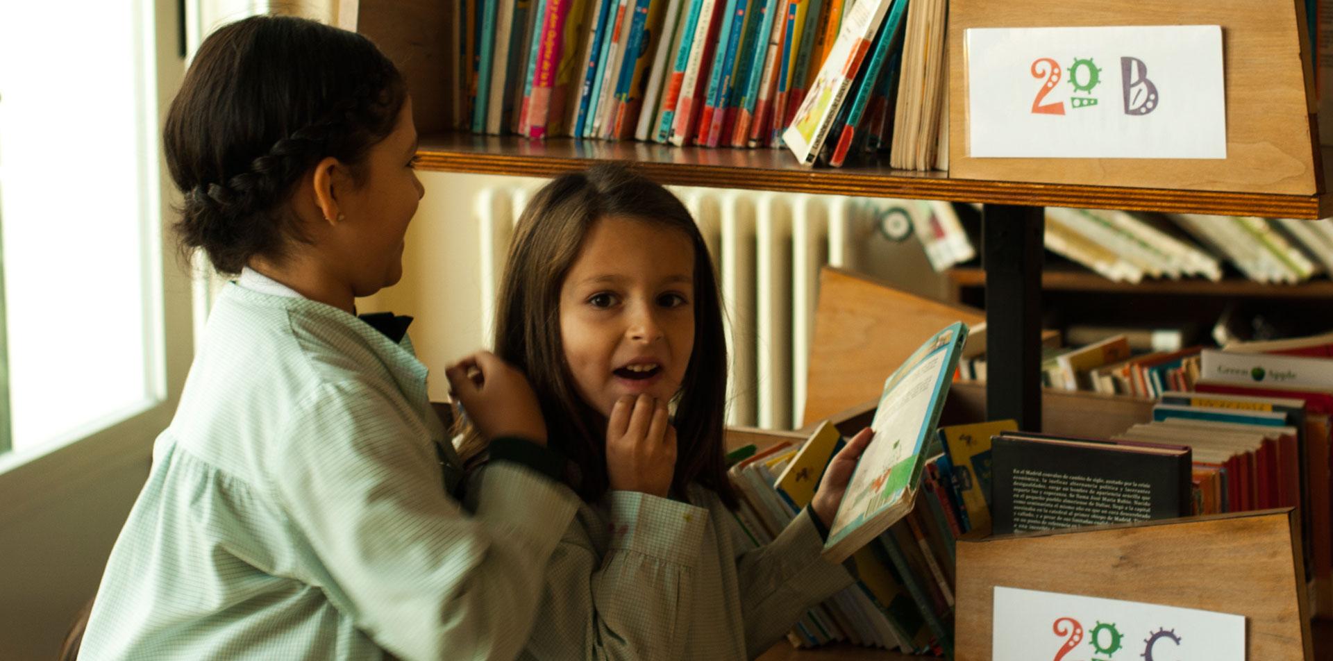 Aprendizaje Colaborativo Colegio Maria Virgen Madrid