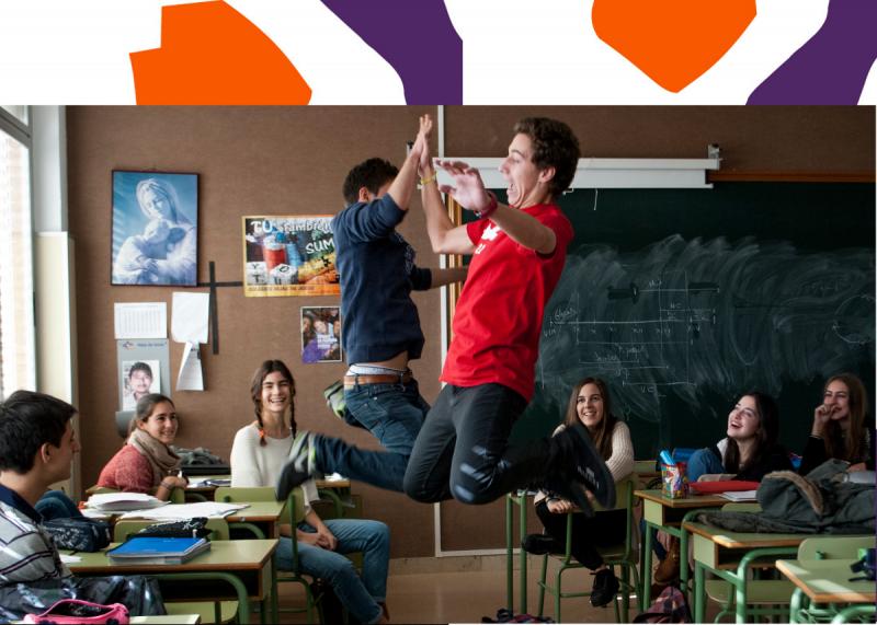 100% de aprobados en selectividad - Colegio María Virgen Madrid