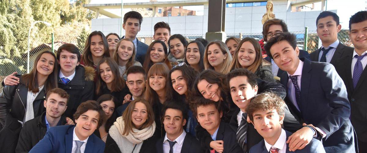 Información plazas colegio concertado María Virgen Chamartín Madrid
