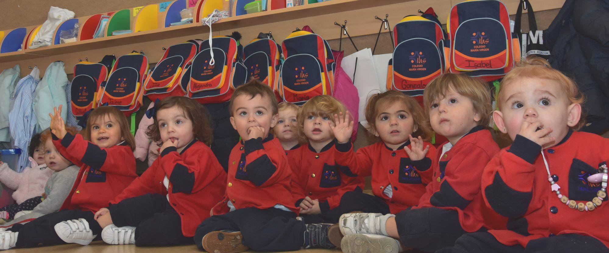 Colegio bilingüe concertado María Virgen Madrid Chamartín