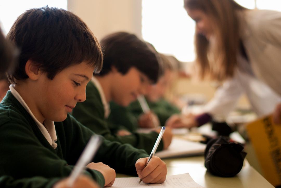 Optatividad en idiomas alemán inglés francés Colegio María Virgen