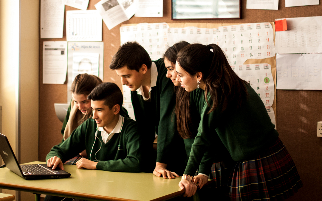 Aprendizaje Cooperativo Colegio María Virgen Madrid