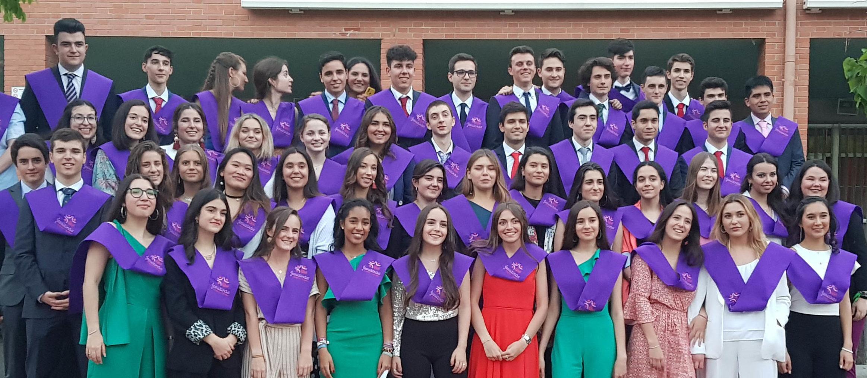 Bachillerato colegio maria virgen concertado bilingüe chamartín madrid