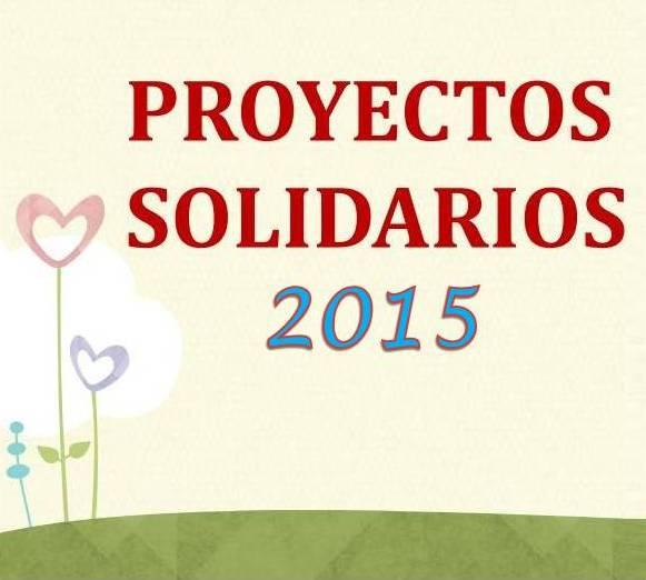 Proyectos Solidario Colegio María Virgen