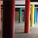 Instalaciones -Patio cubierto - Colegio María Virgen Concertado Bilingüe