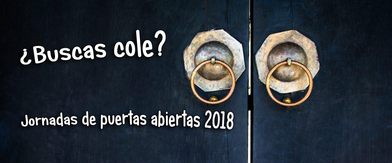 Jornadas de Puertas Abiertas Colegio concertado bilingüe María Virgen Chamartín