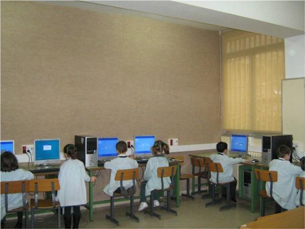 Aula de informática I