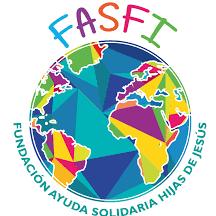 FASFI, ong hijas de jesus, jesuitinas, María Virgen, proyecto solidario