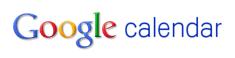 Google calendar logo - Colegio Bilingüe Maria Virgen Madrid