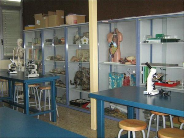 Laboratorio de ciencias