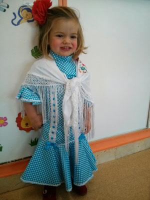 Horarios infantil - Colegio Maria Virgen Madrid