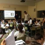 colegio maría virgen, chamartín, concertado, bilingüe, ipad, tablet