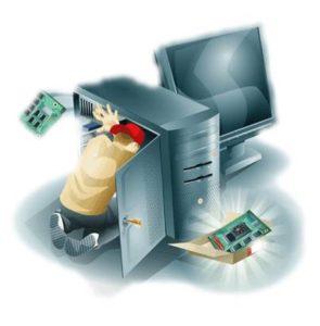 mantenimiento informático, reparación informática, problemas informáticos, colegio maría virgen