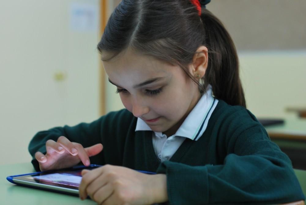 iPads Colegio concertado María Virgen Chamartín