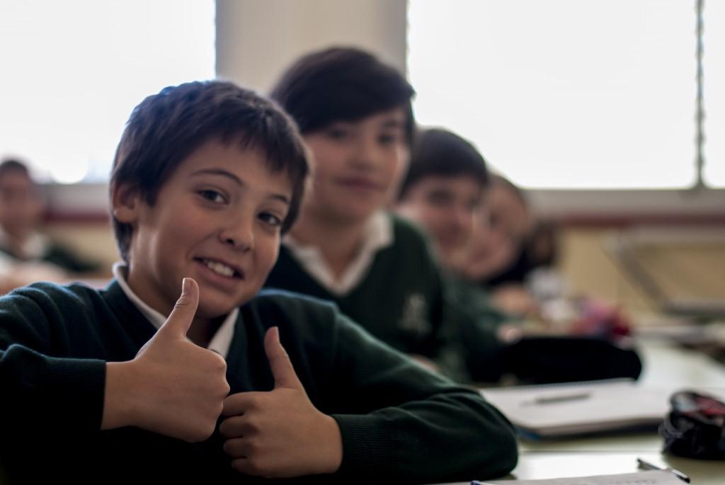 colegio maría virgen madrid chamartín, concertado, ipad, nuevas pedagogías