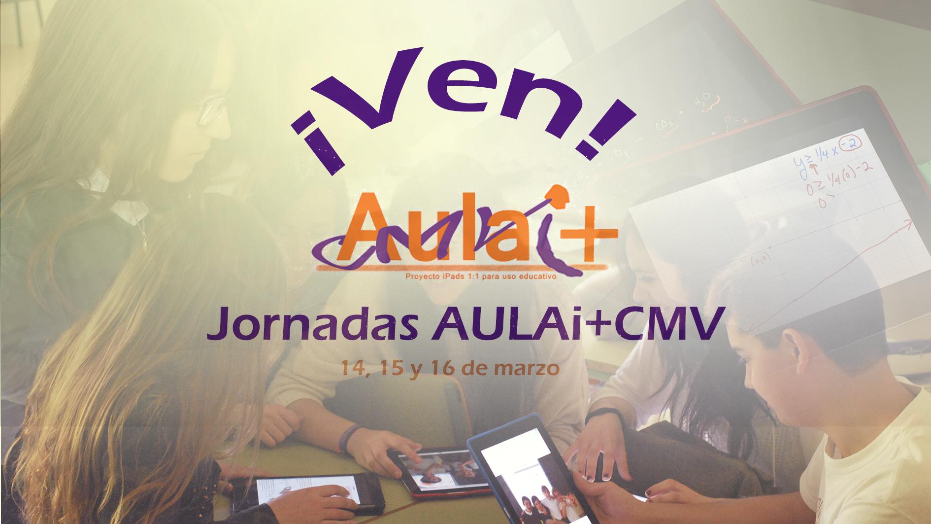 Apple iPad Jornadas Colegio concertado maría virgen