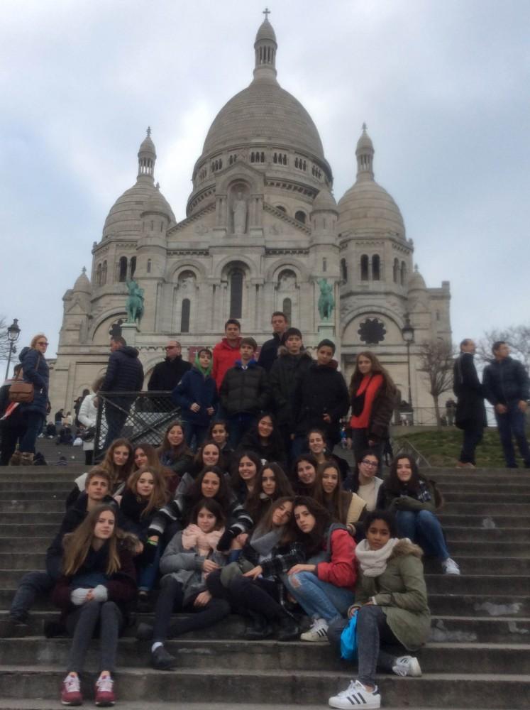 idiomas, intercambio, francia, colegio, maria, virgen, chamartin, concertado, bilingue