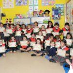 graduación infantil maria virgen colegio chamartin bilingue hijas de jesus religioso concertado