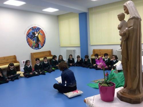 Colegio Religioso Concertado María Virgen Madrid