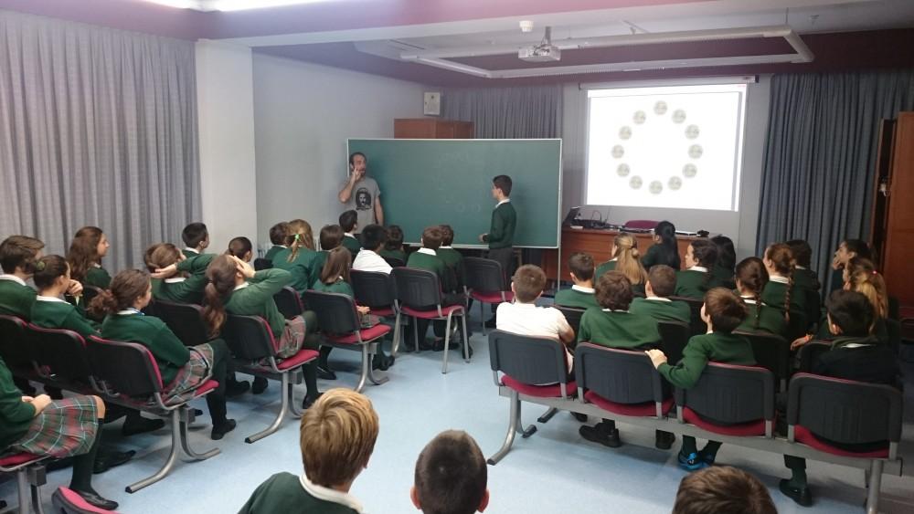 Colegio concertado María Virgen Madrid