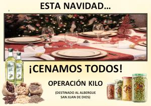 Operación kilo maría virgen, hijas de Jesús, Campaña solidaria, jesuitinas, Madrid, Concertado, bilingüe