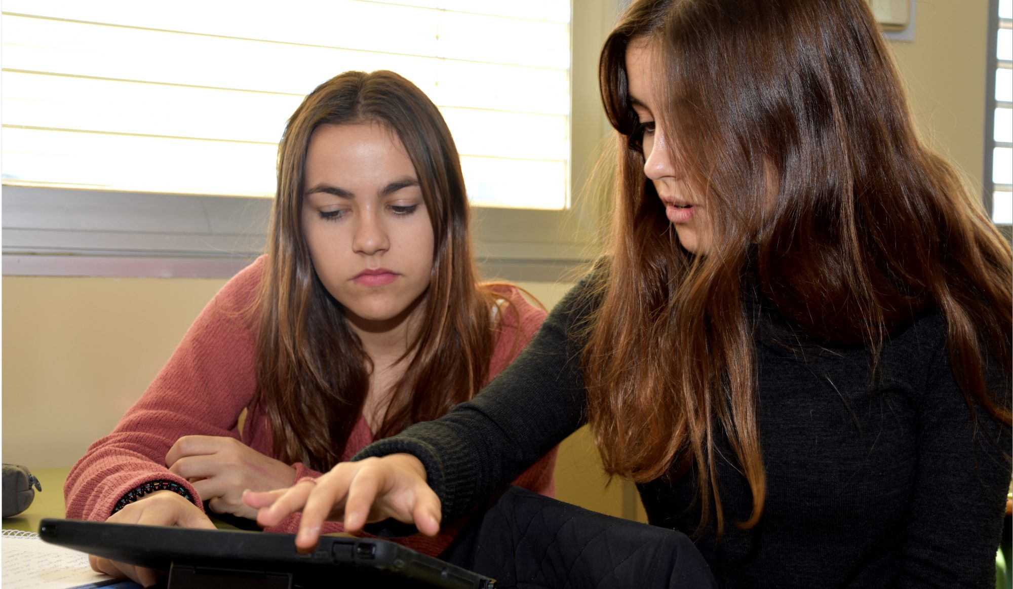 iPads Colegio Bilingüe Concertado María Virgen Madrid