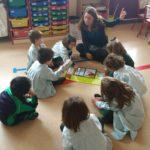 Inglés extraescolar, colegio maría virgen, madrid