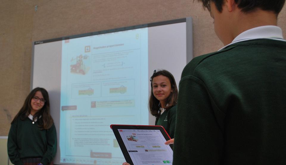 PMAR colegio bilingüe concertado María Virgen Chamartín