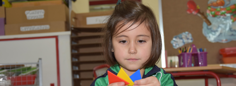 Innovación educativa colegio bilingüe concertado María Virgen Madrid