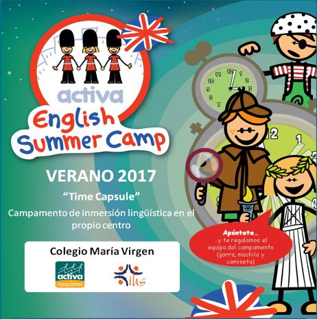summer camp, colegio maria virgen, campamento inglés, urbano, actividades verano niños, alumnos, MV, Hijas de Jesús, Chamartín, Concertado