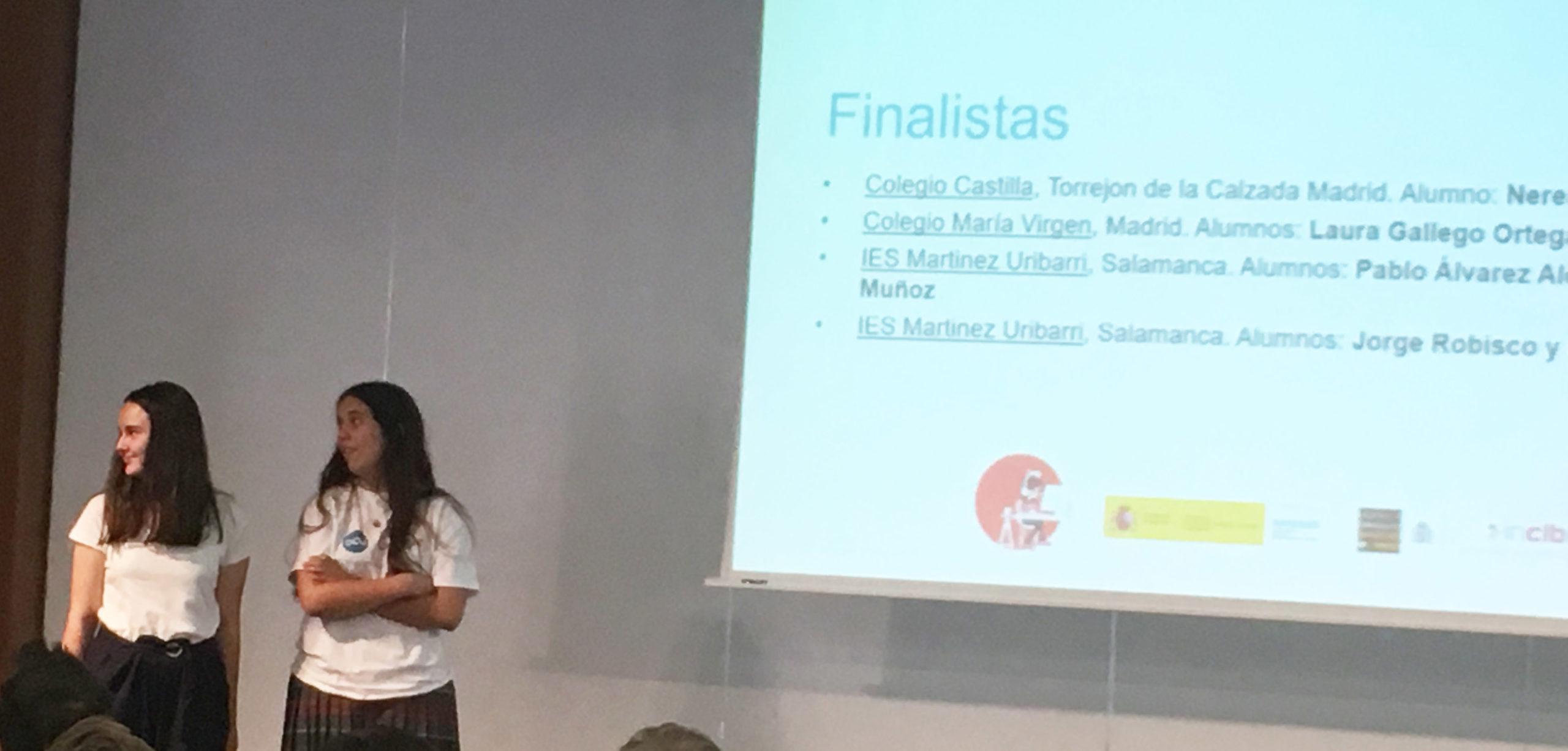 Colegio bilingüe concertado María Virgen Chamartín