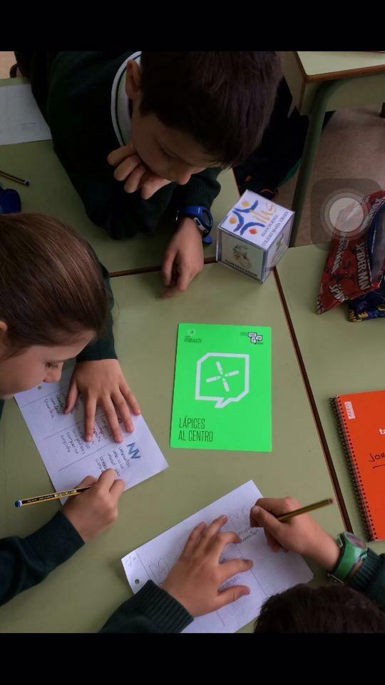 Cooperativo colegio bilingüe concertado María Virgen Chamartín Madrid