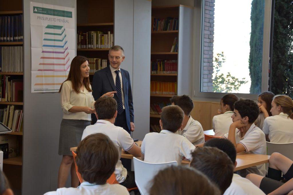 Colegio concertado María Virgen Chamartín