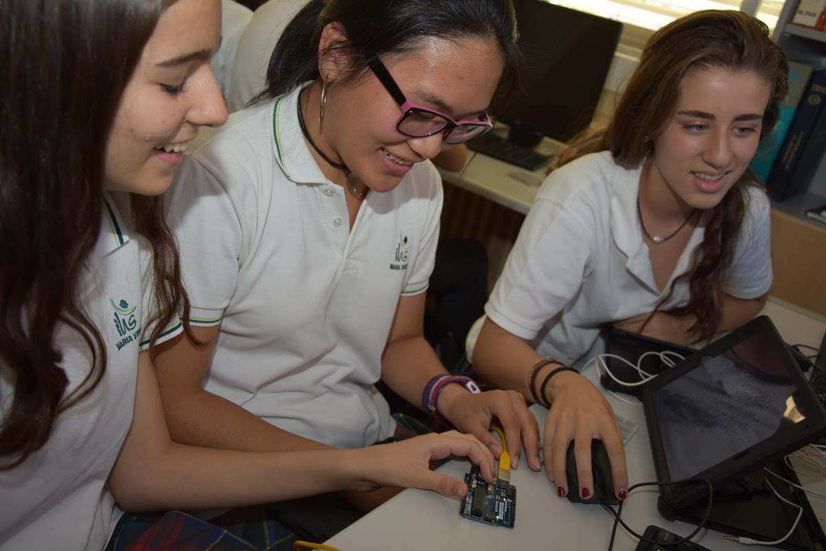 Colegio concertado bilingüe Chamartín