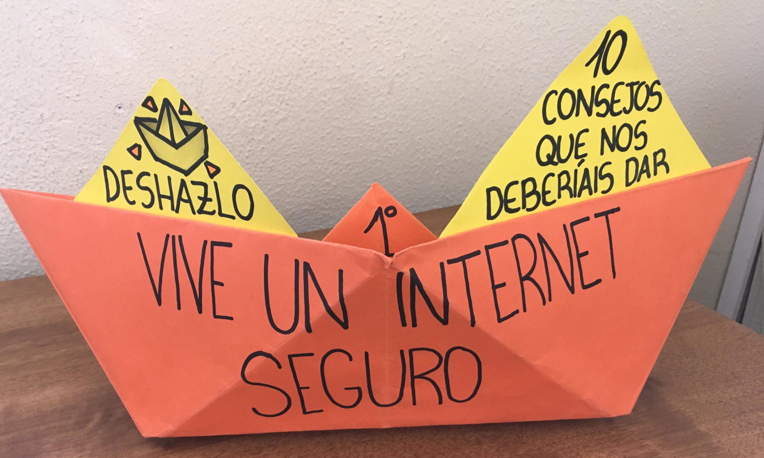 Internet Seguro Colegio Bilingüe concertado María Virgen Madrid