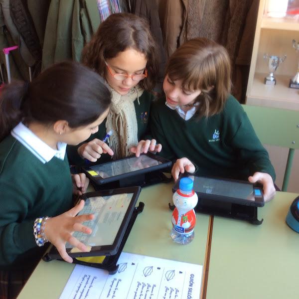 Innovación Colegio María Virgen Concertado Bilingüe Madrid