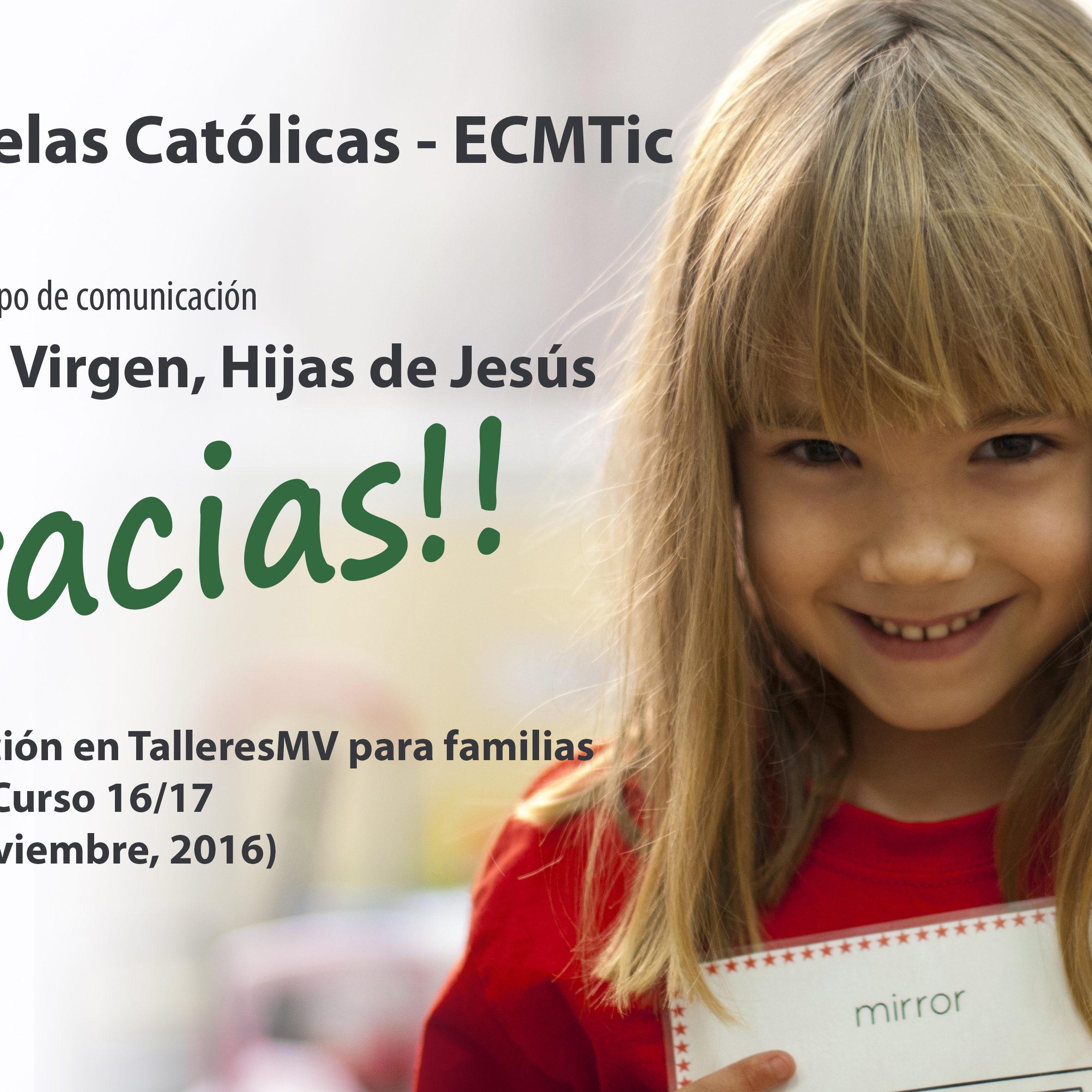 Premio Colegio concertado María Virgen Madrid