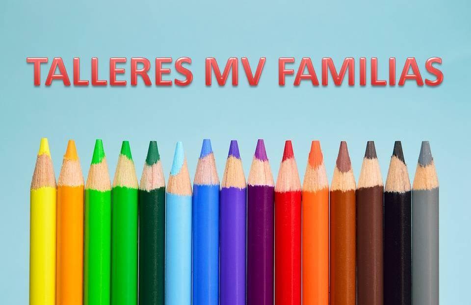 talleres mv colegio maria virgen, chamartín, concertado, familias