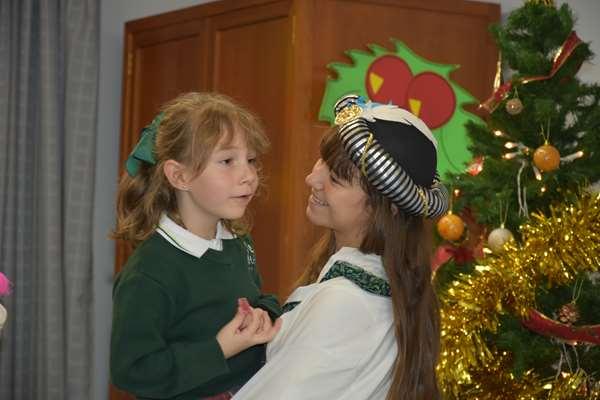 Puertas Abiertas Reyes Magos Infantil Colegio María Virgen