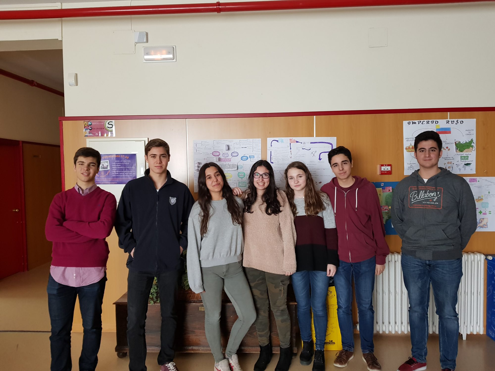 Desafío Stem Colegio concertado bilingüe María Virgen Chamartín
