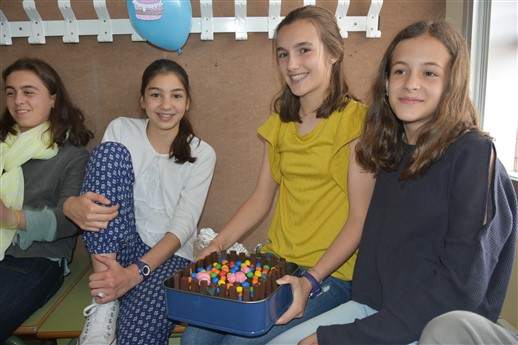 Fiestas colegio maria virgen chamartin madrid jesuitinas