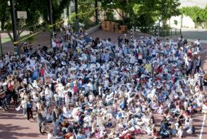 colegio maria virgen fiestas concertado chamartin hijas de jesus jesuitinas bilingue chupinazo pregón