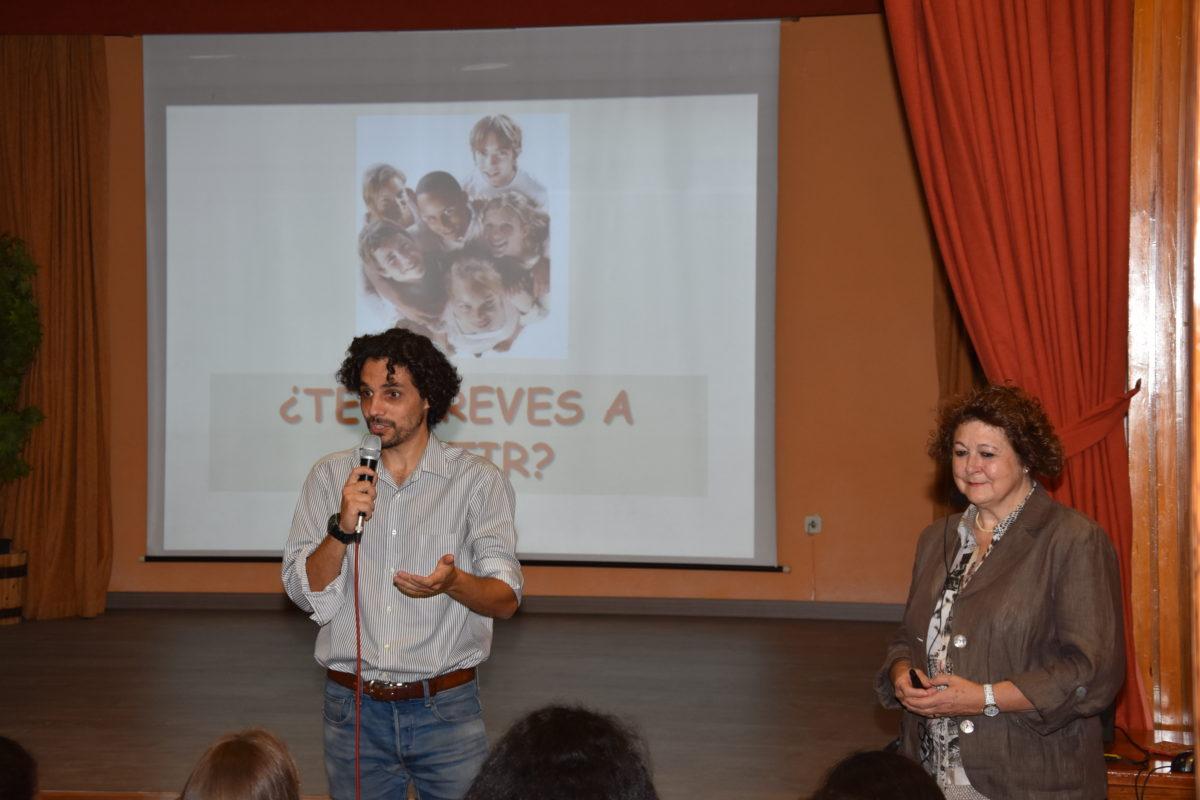 Begoña Ibarrola Inteligencia Emocional Colegio Bilingüe concertado Chamartín Madrid