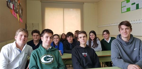 SYMUN Colegio María Virgen Jesuitinas Chamartín