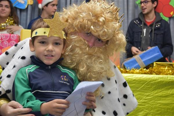 Reyes Magos Colegio bilingüe concertado Chamartín Madrid plazas guardería infantil