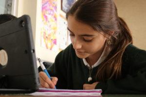 nuevas tecnologias ipad educación maria virgen concertado bilingue chamartín