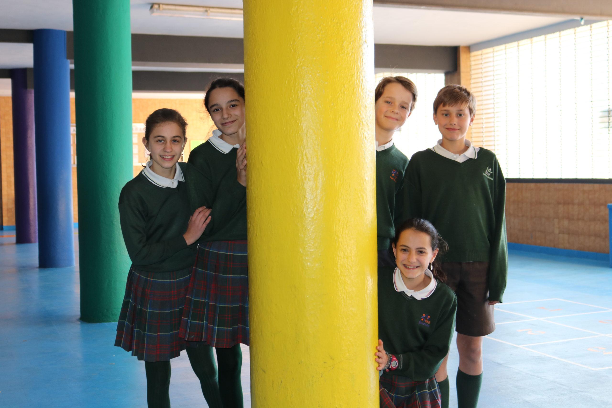colegio maria virgen concertado chamartin bilingue nuevas tecnologias