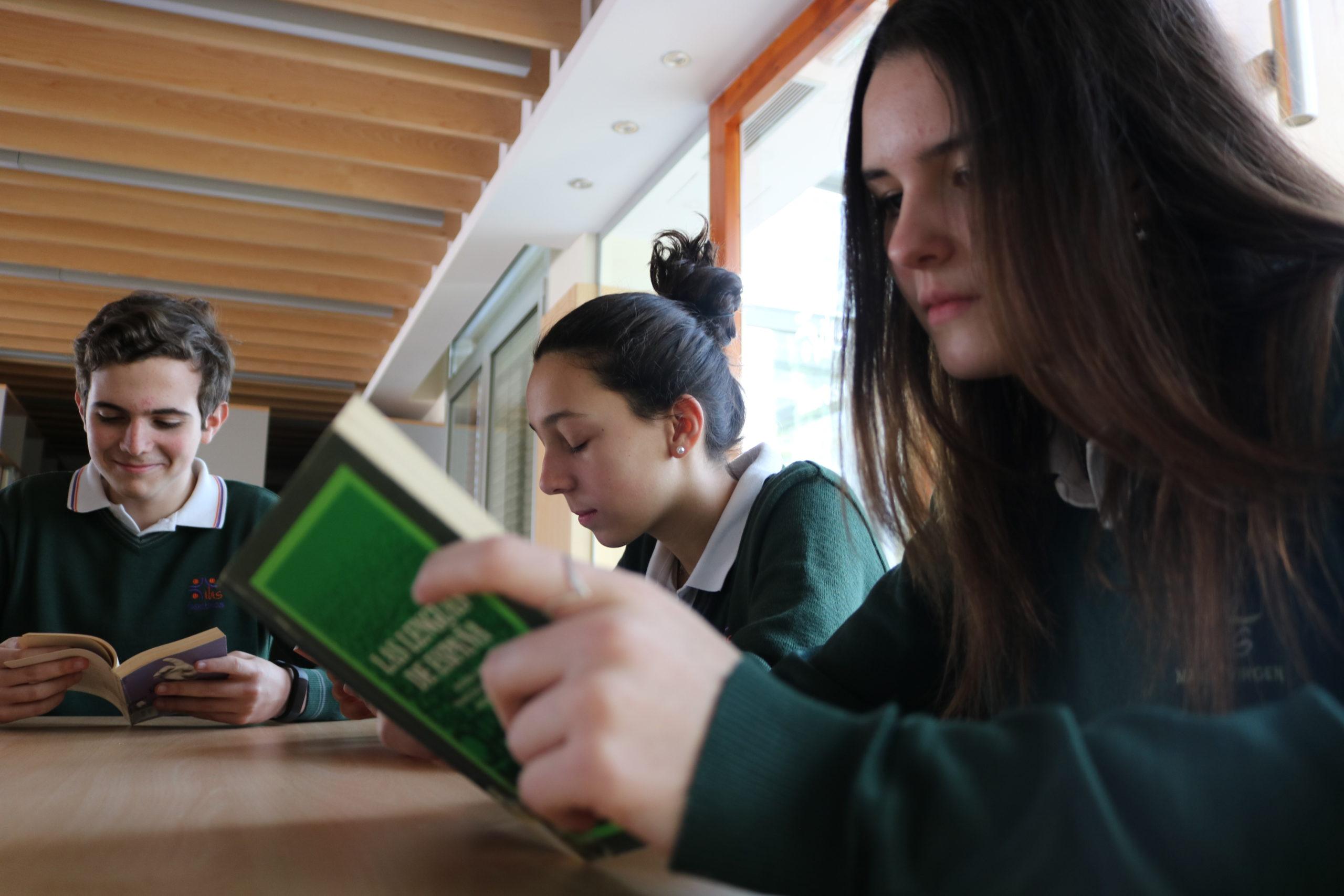 colegio maria virgen excelencia chamartin hijas de jesus jesuitinas bilingue concertado chamartin