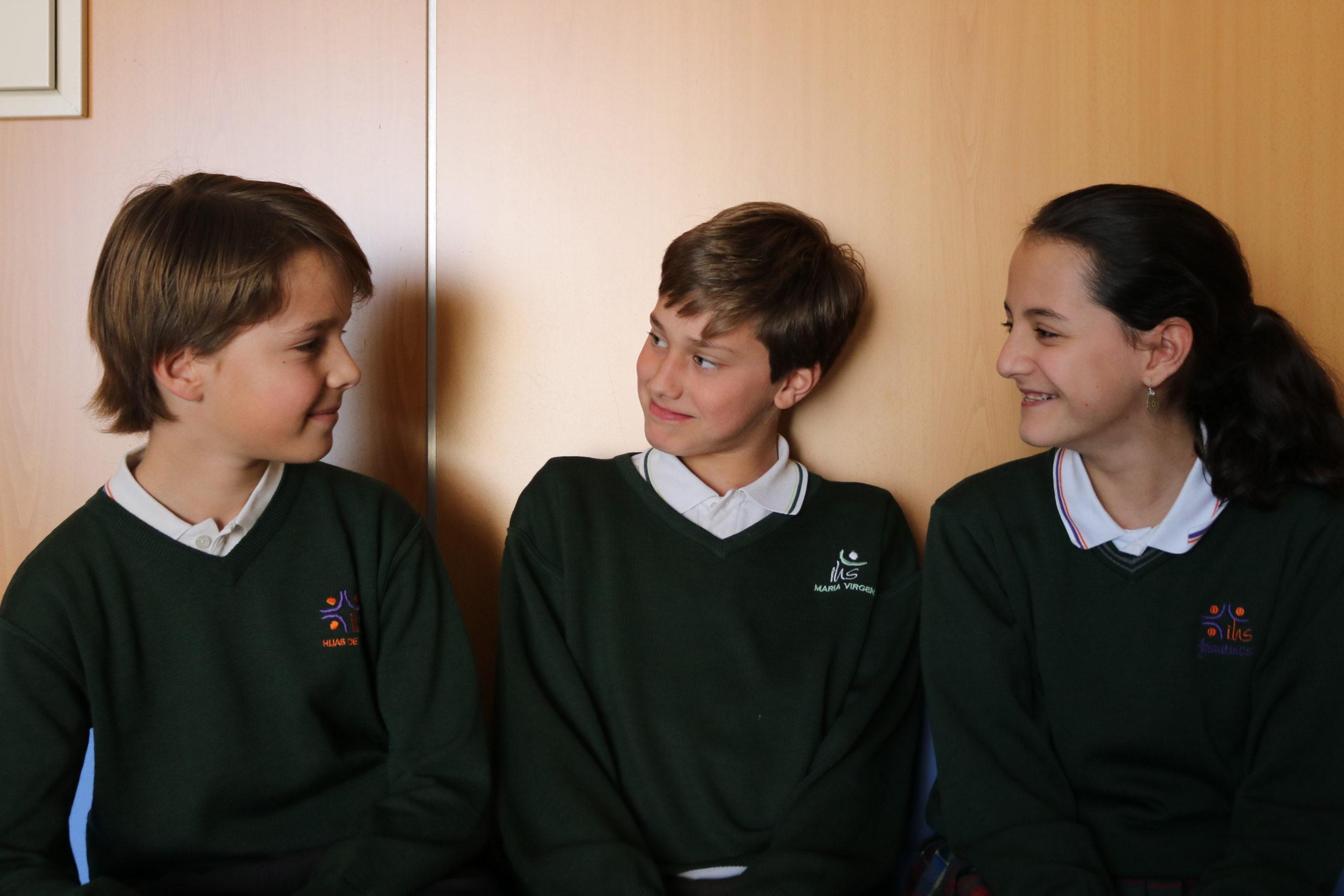 Colegio bilingüe concertado chamartín