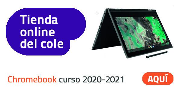 Tienda online Chromebooks